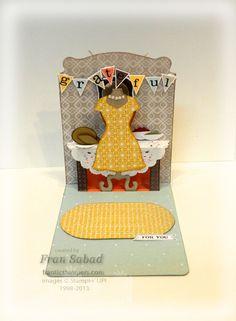 Karen Burniston September Designer Challenge - Holiday Projects ...