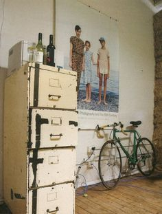Méchant Design: a bike at home -★-