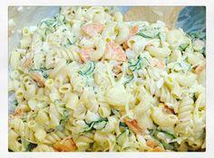 """マカロニサラダ """"Macaroni Salad"""" 数量等により適当に価格変動  1900pm - 0230am  ph. 09078778319 #西宮 #今津 #バー #全席禁煙 #insb"""