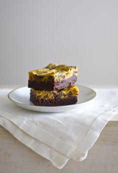 Brookies   Juhli ja nauti   Soppa365 Brookies, Death By Chocolate, Sweet Stories, Brownie Cookies, No Bake Treats, Sweet Treats, Cheesecake, Favorite Recipes, Sweets