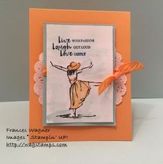 Stamp with Frances: WagStampers Team Mini Blog Hop