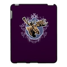 moose ipad case by caracheng - I need to get my grandma this
