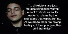 Elliot on Religion