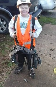 """Such a sweet message from the Reynolds Family and our newest recruit:  My husband, Kenny Reynolds, works at the Kings Mountain project. This is one of children, our son Dylan. Dylan has Autism but he wants to be a """"builder"""" when he grows up, """"just like his daddy"""". Thank you all for the amazing job you do. Wayne Brothers, Inc. is a wonderful company to work for. They truly care about their employees. Wishing you and yours a very Merry Christmas!  Merry Christmas, Dylan!  When can you start?"""