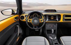 На фото: Volkswagen Beetle Dune
