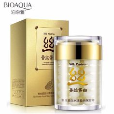 BIOAQUA Brand Silk Protein Deep Moisturizing Anti Wrinkle http://mobwizard.com/product/bioaqua-brand-silk-p32482833608/