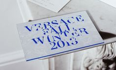 Fashion week A/W 2013 invitations: menswear collections | Fashion | Wallpaper* Magazine: design, interiors, architecture, fashion, art