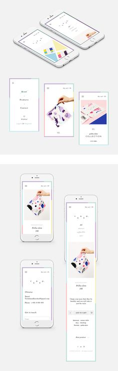 Y A R K O e commerce website on Behance