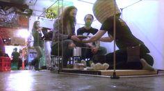 Tea Takuhatsu @ Blender Lane Artists Market  茶托鉢 on Vimeo