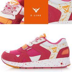 (SBENU) E-LINE CANDY LAGOON E(LA)-009OM Men Womens Sneakers Running Shoes AOA IU #SBENUhellobincom #RunningFashionSneakersShoes