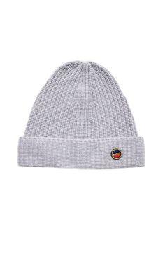 Grey Beanie, Fall Winter, Menswear, Hats, Shopping, Collection, Fashion, Moda, Hat