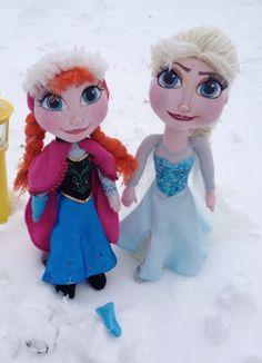 Anna a Elsa