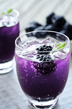Purple Passion drinkie...- us purple people eaters would love this.