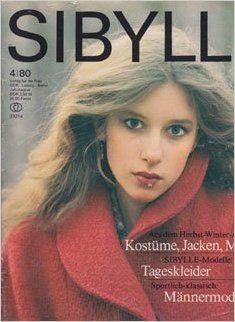 SIBYLLE 4/1980, Verlag für die Frau, DDR, GDR