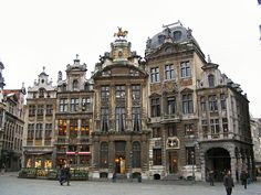 Brussels - Grand Place - Brussels, Brussels
