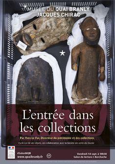musée du quai Branly - Jacques Chirac - Production - musée du quai Branly - Jacques Chirac - L'entrée de l'objet dans les collections (1/4)
