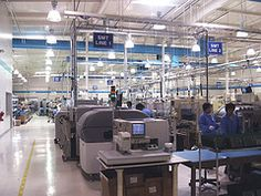 Pumping Muscle into U.S. Manufacturing