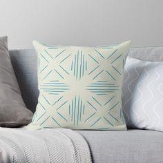 Buy Pillows, Throw Pillows, Cozy House, Bright, Abstract, Pattern, Decor, Summary, Toss Pillows