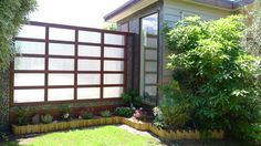 outdoor japanese shoji screens - Google Search
