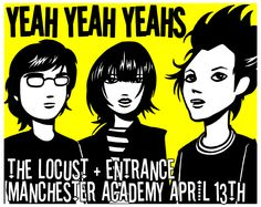 Yeah Yeah Yeahs by Ed Syder