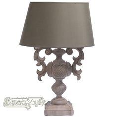 Brocante Tafellamp B