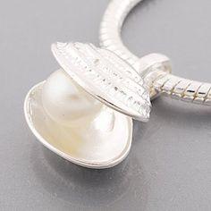 """ Oyster Shell W/pearl "" Charm Bead Compatible with Pandora Chamilia Kay Troll Bracelet SEXY SPARKLES,http://www.amazon.com/dp/B00H5G90RQ/ref=cm_sw_r_pi_dp_aEj4sb0NHY8Q5FW8"