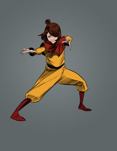 Jinora   The Legend of Korra   i think I may actually need a board just for Jinora <3 love her, so a strong and awesome character