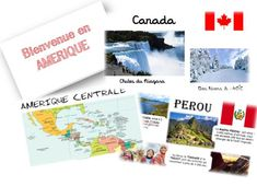 Projet tour du monde : Les 5 continents Sons Initiaux, Formation Continue, Les Continents, Cycle 3, Montessori, Activities For Kids, Around The Worlds, Europe, Classroom