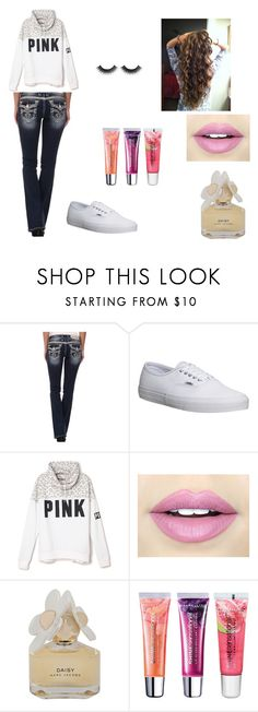 """""""School Day"""" by alicia-goodin on Polyvore featuring Rock Revival, Vans, Fiebiger, Marc by Marc Jacobs and Maybelline"""
