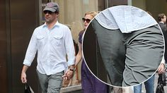Jon Hamm's Penis Takes Its Owner Out for a Walk (LOL)