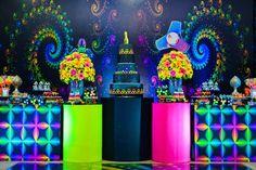 101 fiestas: Spinner es el nuevo tema para una fiesta