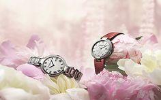 ساعات ومجوهراتريموند ويل تُهدي المرأة الأنيقة إصدارات شاين بألوان متعددة