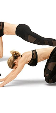 Hero push-up - Transform your body in 4 weeks with this calorie-torching exercise series. Push Up Workout, Jillian Michaels, Circuit, Hero, Exercise, Ejercicio, Excercise, Work Outs, Workout