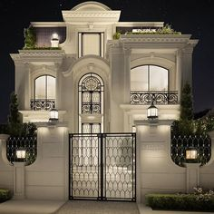 Private Villa architecture design | Qatar | Doha, IONS DESIGN- DUBAI