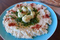 Cauliflower Baba Ghanoush - in article Cauliflower Cavalcade