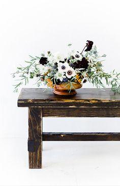 Bohemian Fall Tables