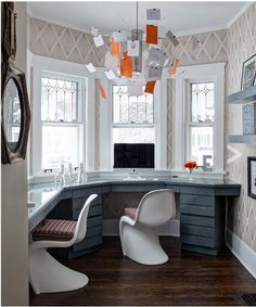Light fixture - decorology: An amazing interior design firm that does every style beautifully