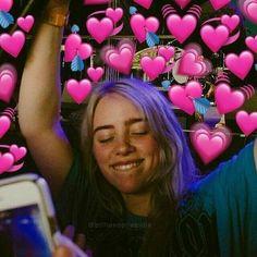 New memes heart billie eilish ideas Billie Eilish, Exo Memes, Shawn Mendes, Funny Babies Laughing, Funny Baby Memes, Hilarious Memes, Heart Meme, Cute Love Memes, Wholesome Memes