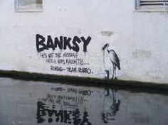 banksy ile ilgili görsel sonucu