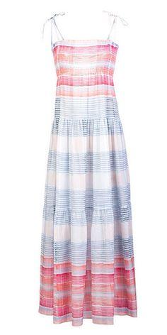 Irgendwann kommt der Sommer bestimmt! Und dann solltet ihr gewappnet sein. Wir haben die hübschesten Sommerkleider für unter 100 Euro ausgesucht. Hier: Comptoir des Cotonniers, um 93 Euro