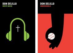 Noma Bar Book Cover Designs