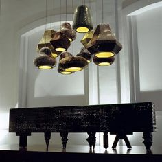 Swarovski sparkle shady by Jaime Hayon for Swarovski * Shock of the Lighting * The Inner Interiorista Pleated Lamp Shades, Linen Lamp Shades, Square Lamp Shades, Small Lamp Shades, Rustic Lamp Shades, Modern Lamp Shades, Floor Lamp Shades, Ceiling Lamp Shades, Table Lamp Shades