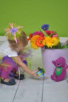 2nd Birthday - Barney Themed Birthday