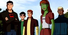 Watch Young Justice Season 2 Online