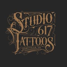 Behold, the new face of Studio 617! Thanks so much to @tomasz_biernat for creating this beautiful logo for our shop! It's now available on…