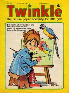 Twinkle Comic 352 (19 October 1974) | Twinkle was a popular … | Flickr