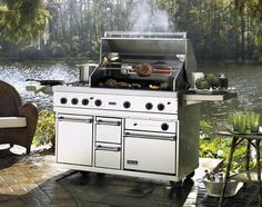 Viking Outdoor Grill T-Series