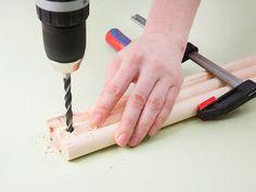 Tutoriel DIY: Fabriquer une tente à poser sur le lit en hauteur via DaWanda.com