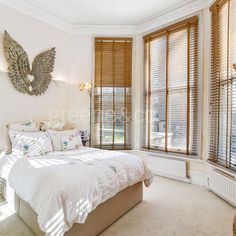 We love the bay windows in beautiful 2 bedroom property within easy reach of the pretty canal walks of Little Venice. #ForSale #LittleVenice. #MaidaVale #London #W9 #baywindows #bedroom #apartment #LondonProperty #property #home #property #WestLondon #realestate #LondonHome #style