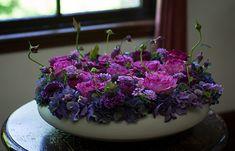 """Harmony between Flower and Pot"" - 2013 Yokohama Yamate Seiyoukan FESTA June - Coordination of Diplomat's House in 2013 ~ Hideyuki Niwa Design"